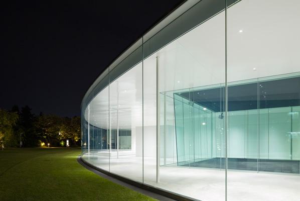 21st Century Museum Of Contemporary Art Kanazawa Museum Concept